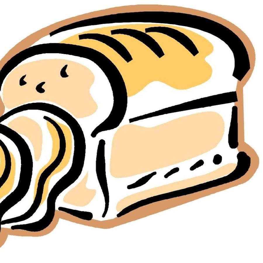Булка хлеба рисунок