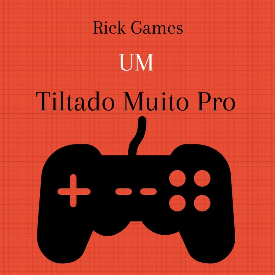 ver detalhes do canal Rick Games Tiltado Pro