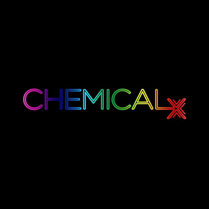 Logo for Chemical X