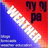 NY NJ PA Weather