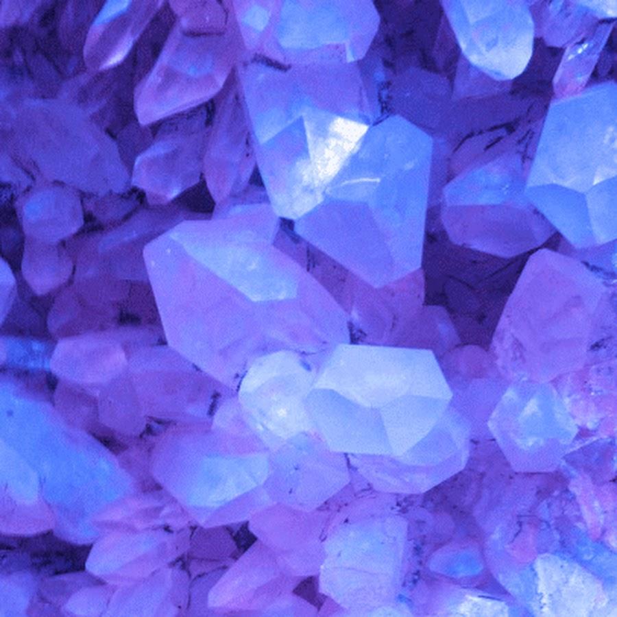 гиф картинка кристалл видом