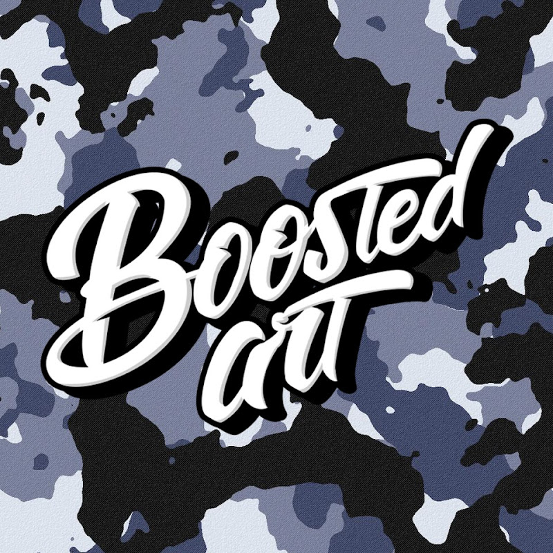 Boosted Art