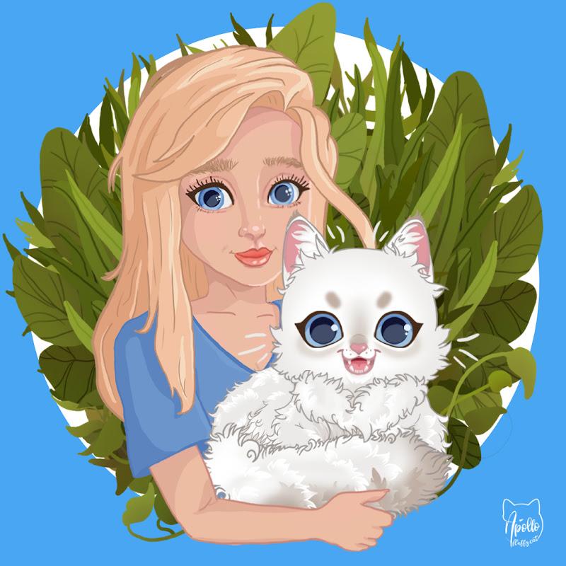 Apollo Fluffy Cat