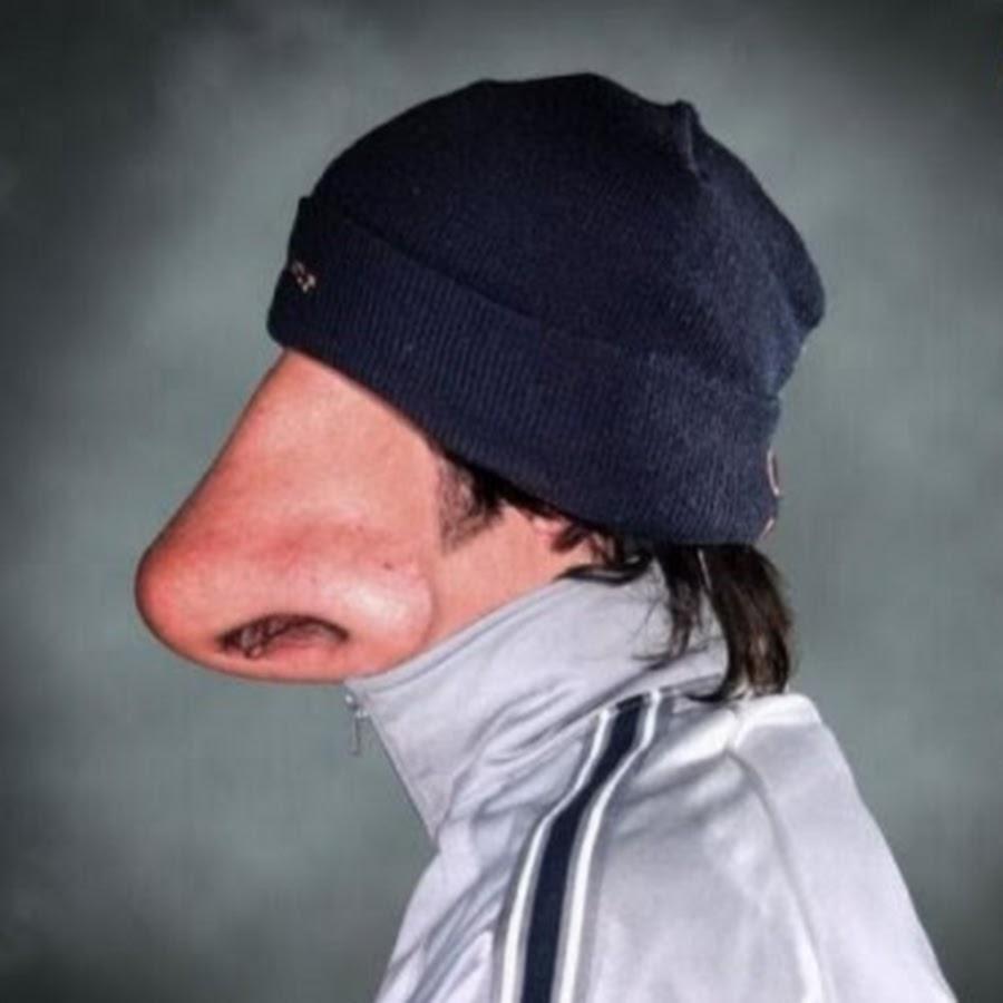 Смешные картинки большого носа