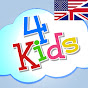 4kids Learning Videos for Children and Toddlers