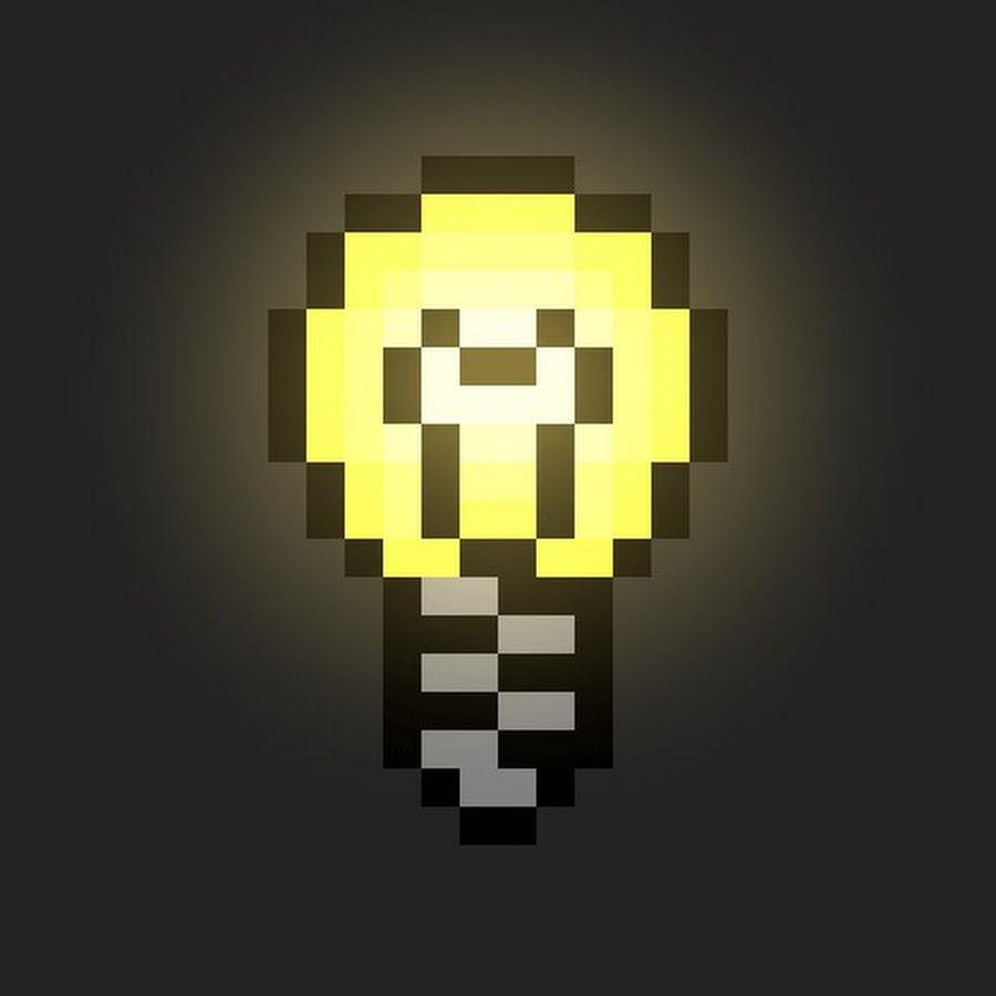 электролампы в майнкрафт #3