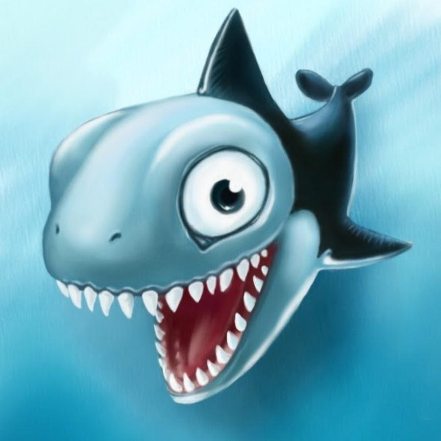 Акула прикол картинка