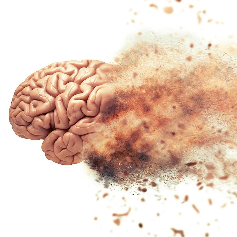Взорванный мозг картинка