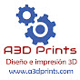 A3D prints