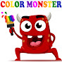 ColorMonster - Toy & Learn