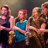 DoubleEspresso Saxofoonkwartet
