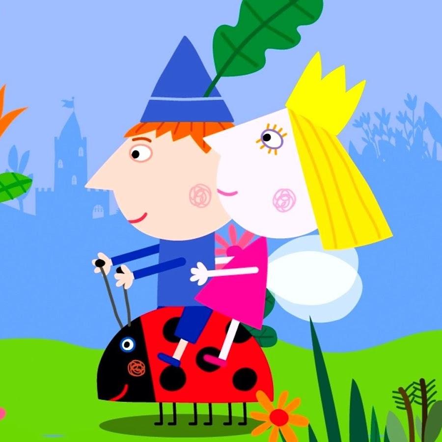 Картинки принцесса холли и эльф бен