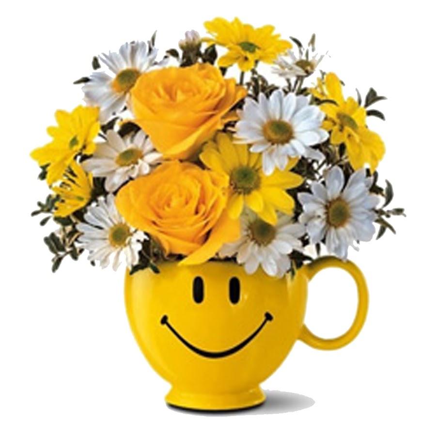 Картинки цветочного утро хорошего настроения