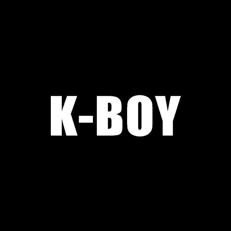 Logo for K-BOY TEAM