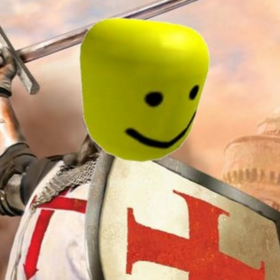 The Roblox Crusader - YouTube