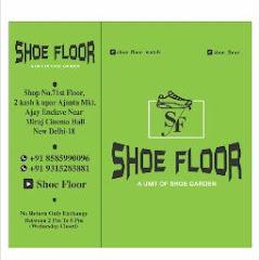 shoe floor