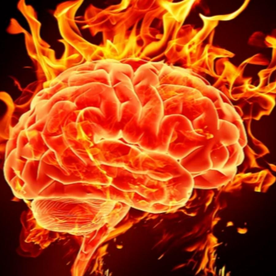 Мозг кипит картинка