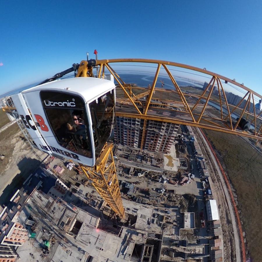 фото с высоты башенного крана ютуб мнению участников рынка