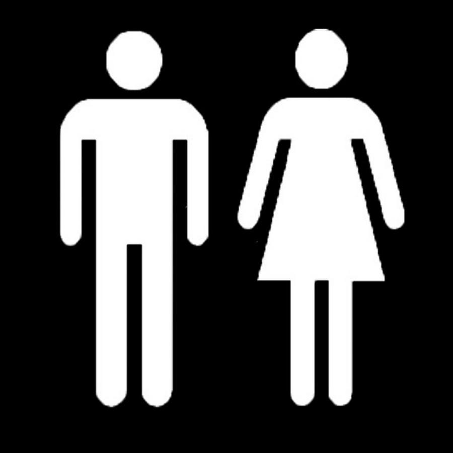 Картинки обозначения туалета мальчиков и девочек