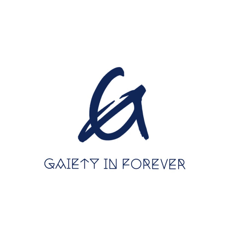 Logo for GIF Gaiety in forever