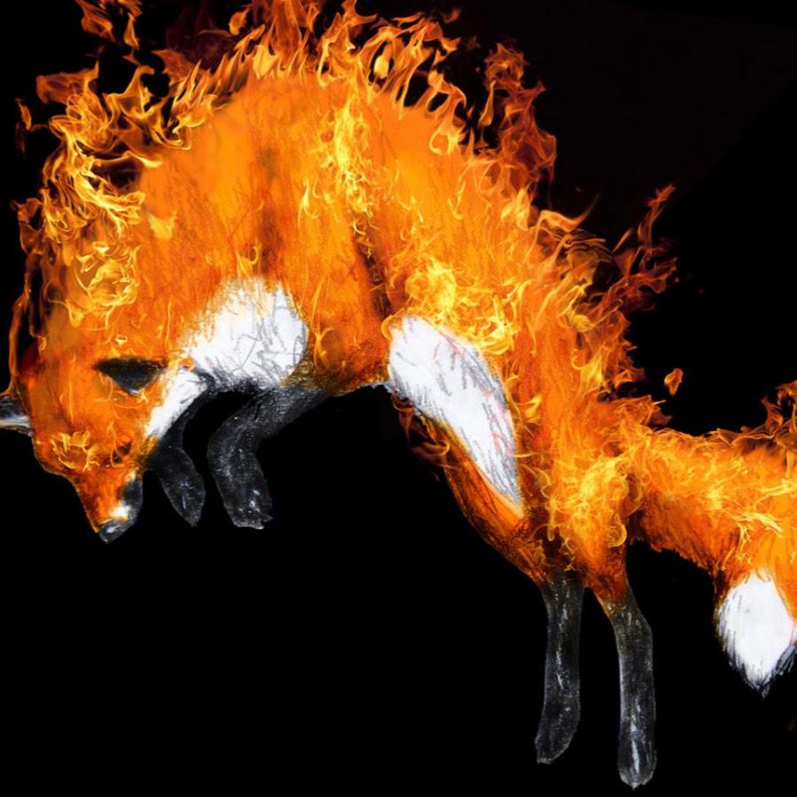 лиса и огонь картинки красивые маринованная отличается