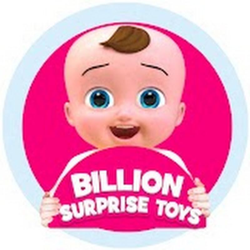 Billion Surprise Toys - BST Kids Songs