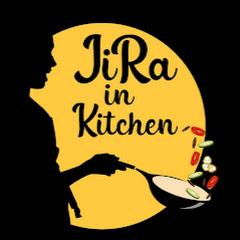 JiRa in kitchen