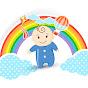 Kid Rainbow Finger Family