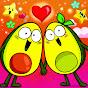 Casal Abacate e Amigos