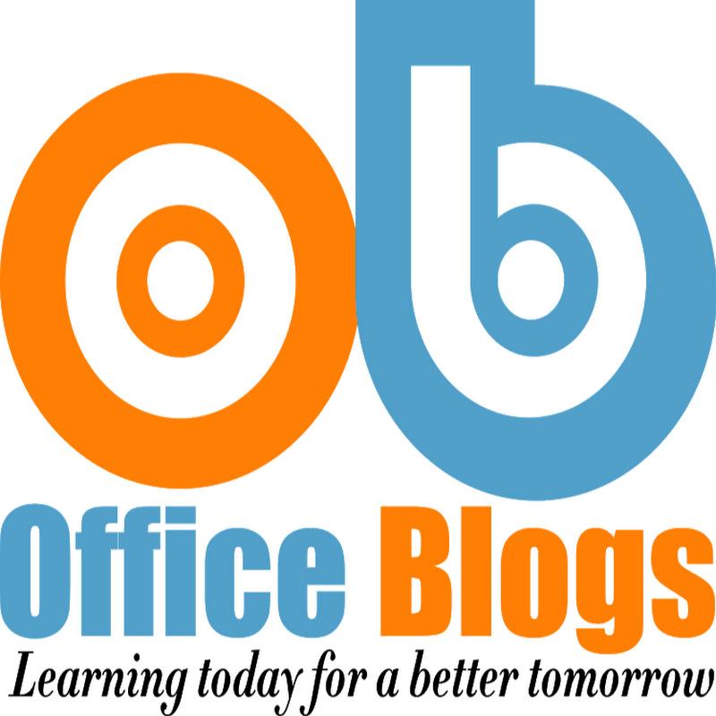 Office Blogs (office-blogs)