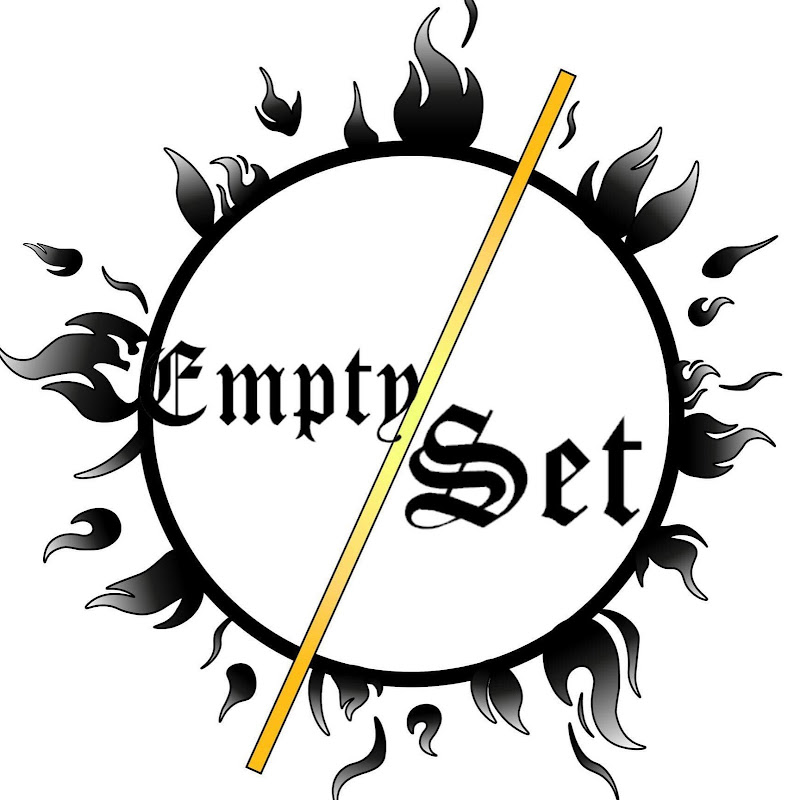 Logo for Empty Set