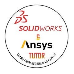 SOLIDWORKS AND ANSYS TUTOR