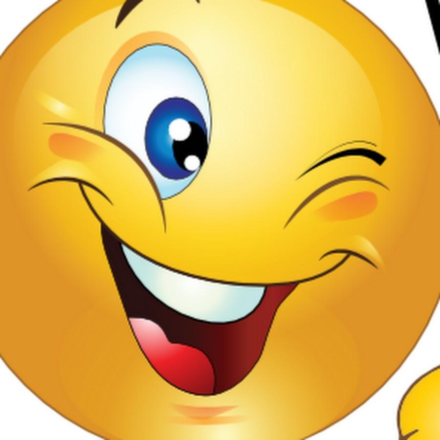 картинка анимашка смеющийся смайлик использованием