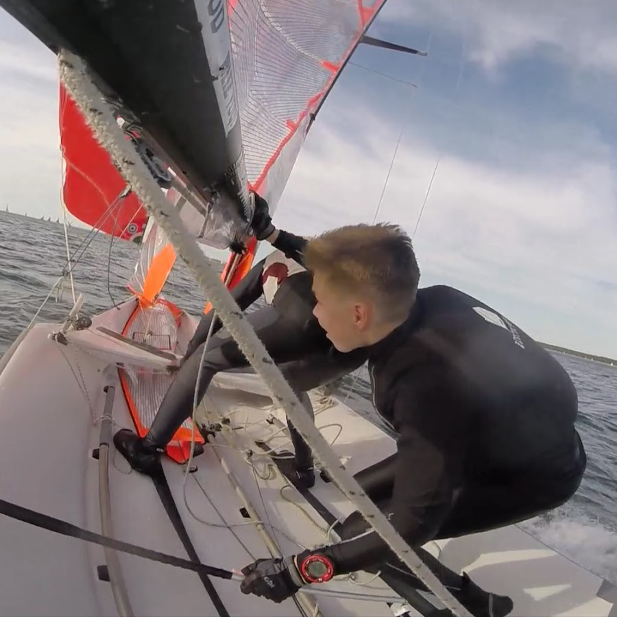 Beautiful day for 29er Sailing..GoPro - YouTube