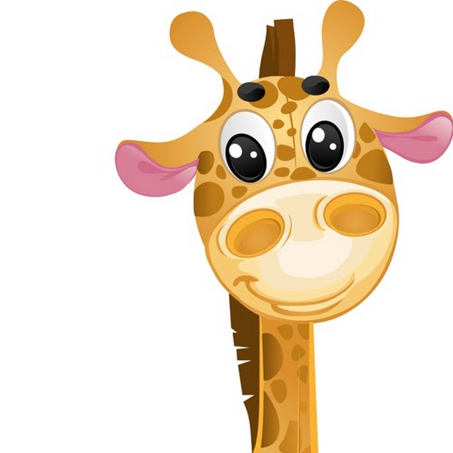 Голова жирафа в картинках