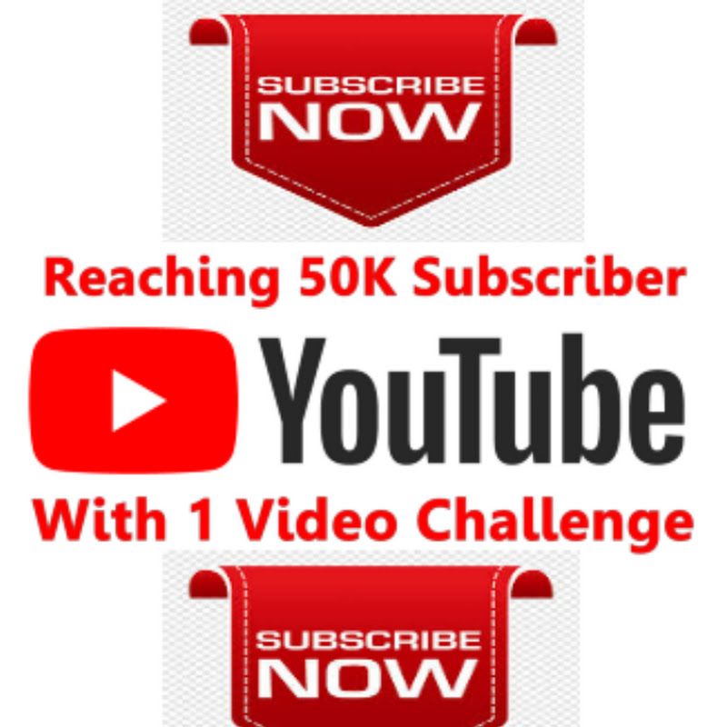 Reaching 50K With 1 Video CHALLENGE (reaching-50k-with-1-video-challenge)