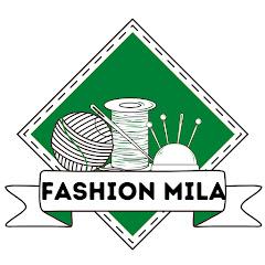 FASHION MILA راندة و خياطة مع