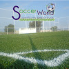 Pasto Sintético Soccer World F7