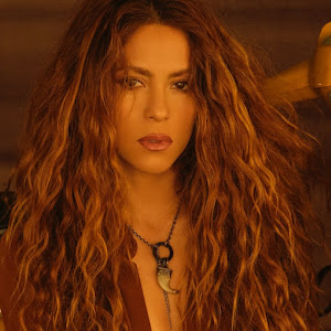 Shakira YouTube channel image