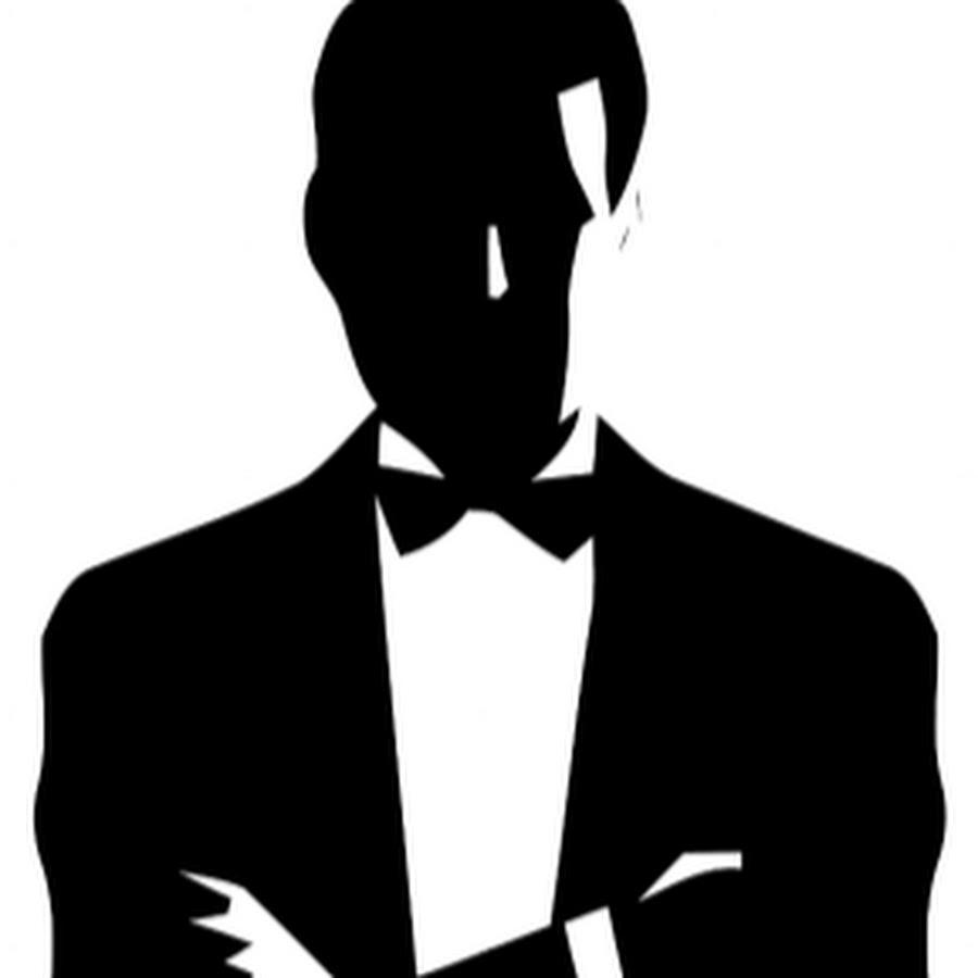 картинки черно-белые силуэт мистер бонд шабаев его невеста