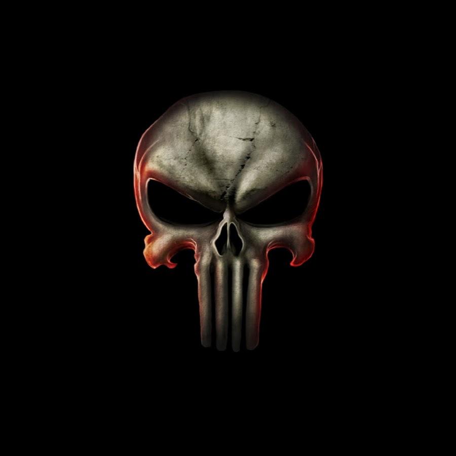 Картинка черепа из карателя
