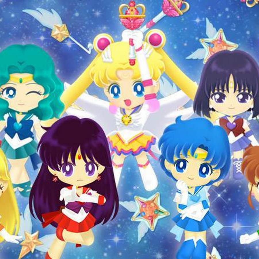 How to draw AMI MIZUNO from Sailor Moon. - YouTube