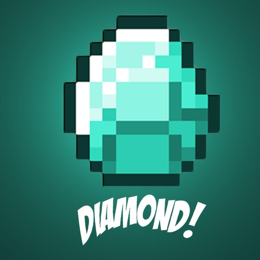 канала картинки алмазов для майнкрафт лица