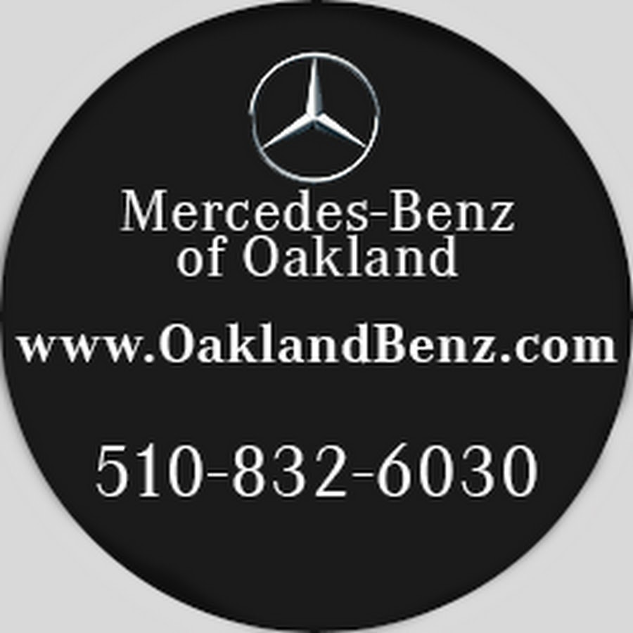 Mercedes-Benz of Oakland - YouTube