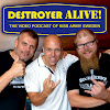 DestroyerAlive - Kiss videopodcast