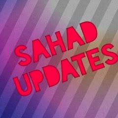 Sahad New updates