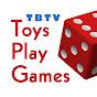 TBTV Toys Play Games