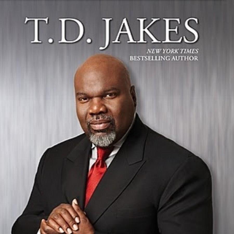 TD Jakes - YouTube