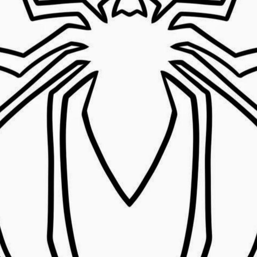 эмблема человека паука картинки карандашом высота дымохода