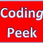 coding peek